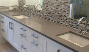 With low maintenance, high durability and endless color selections, engineered quartz offers a tempting alternative to natural stone countertops.  READ MORE