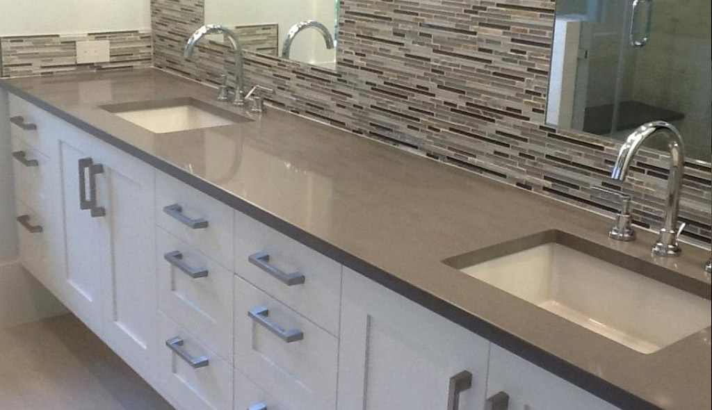 With low maintenance, high durability and endless color selections, engineered quartz offers a tempting alternative to natural stone countertops.  MORE INFO