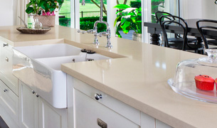 With Low Maintenance, High Durability And Endless Color Selections,  Engineered Quartz Offers A Tempting Alternative To Natural Stone Countertops .
